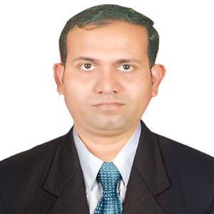 Prof. Kiran Patil