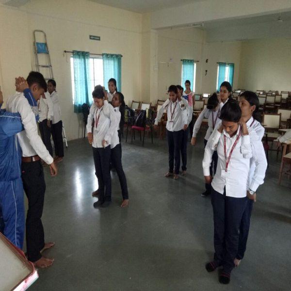 pgmozecoepune-self defence sessionpgmozecoepune-self defence session